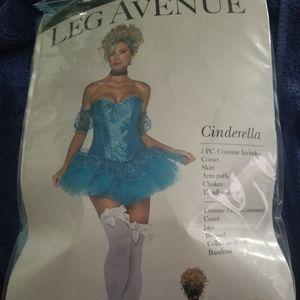 Leg avenue Cinderella dress
